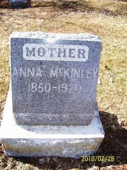 Anna <i>Nibel</i> McKinley