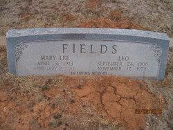 Leo Vernon Fields