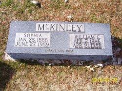 Sophia Isabelle <i>Turner</i> McKinley