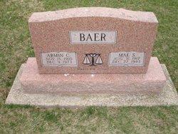 Mildred Mae <i>Stephenson</i> Baer
