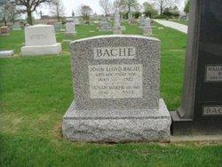John Lloyd Bache