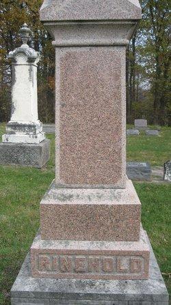 Catherine <i>Hoover</i> Rinehold