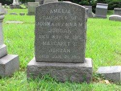 Amelia Frances Jordan