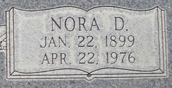 Lenore Nora <i>Deckard</i> Detherow