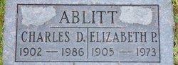 Elizabeth P Ablitt