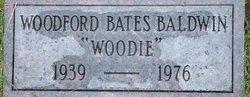 Woodford Bates Woodie Baldwin