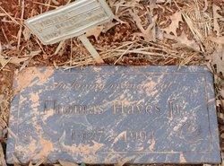 Thomas Hayes, Jr