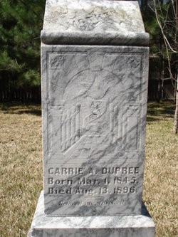 Carrie A. Dupree