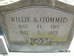 Willie A. <i>Tommie</i> Phelps