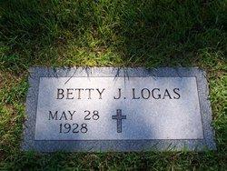 Betty J Logas
