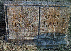 Edmon Sylvester Hamby