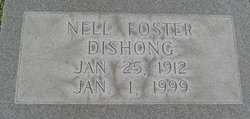 Nell <i>Foster</i> Dishong