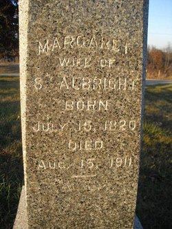 Margaret <i>Grubb</i> Albright