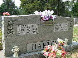 Elizabeth Catherine <i>Phinney</i> Harter