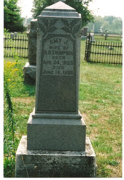 Amy J <i>Bearmore</i> Thompson