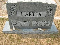 Ethel Irene <i>Harter</i> Harter