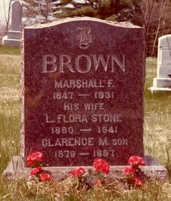 Clarence M. Brown