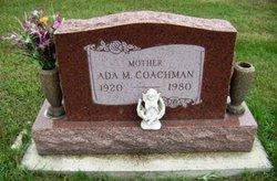 Ada M Coachman