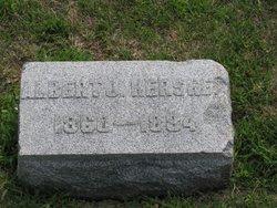 Albert John Hershey