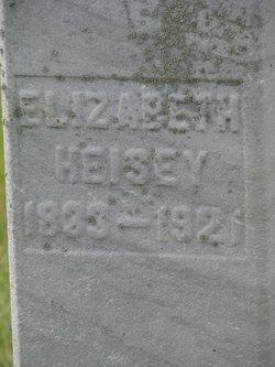 Elizabeth <i>Herr</i> Heisey