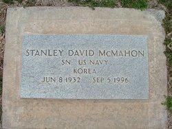 Stanley David McMahon