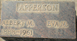 Albert M. Apperson