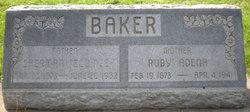 Ruby Adena Baker