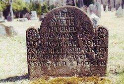 Lieut Richard Lord