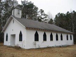 Weogufka Methodist Church Cemetery