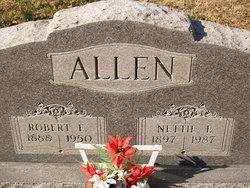 Nettie Frances <i>Howard</i> Allen