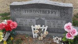 Alfred Holman Throneberry