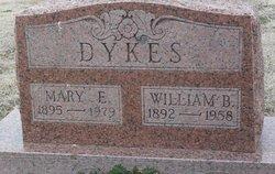 Mary Ethel <i>Spragens</i> Dykes