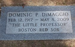 Dominic Paul The Little Professor DiMaggio