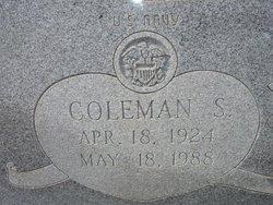 Coleman Sherman Wright