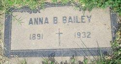Anna Belle <i>Ward</i> Bailey