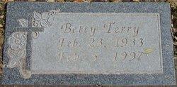 Betty Jo <i>Clark</i> Terry