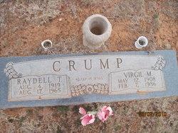 Raydell Thomas <i>Hagood</i> Crump