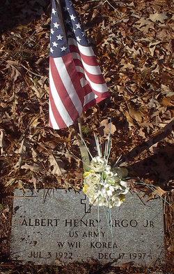 Albert Henry Argo, Jr