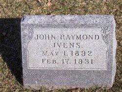 John Raymond Ivens