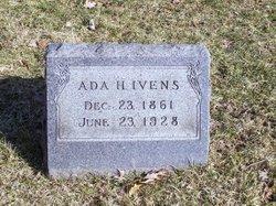 Ada H. <i>Higman</i> Ivens