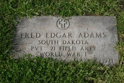 Fred Edgar Adams