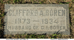 Clifford Adolph Boren