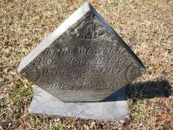 Bertha M Cashatt