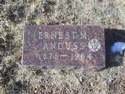 Ernest M. Anduss
