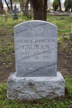Andrew Hamilton Calhoun