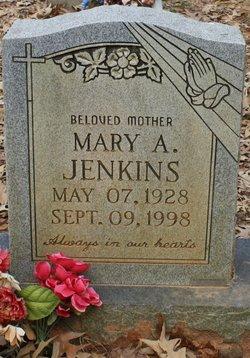 Mary A. Jenkins