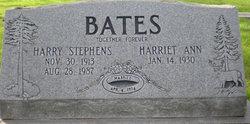 Harriet Ann Bates