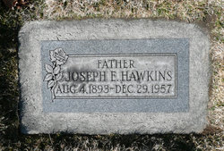 Joseph Edward Hawkins