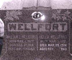 Della <i>Martin</i> Wellfort