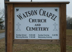 Watson Chapel Church and Cemetery